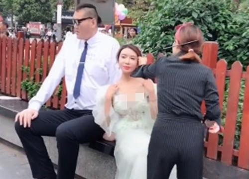 Chia tay bạn trai 1m, Cung Nguyệt Phi hẹn hò tình mới cao 2m38, rất nổi tiếng trên mạng xã hội - Ảnh 5.