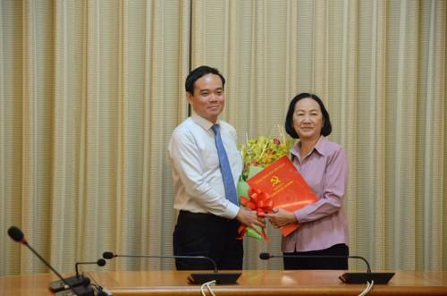Bà Trương Thị Ánh nghỉ hưu, lãnh đạo HĐND TP HCM chỉ còn duy nhất 1 người - Ảnh 1.