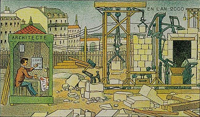 Đây là cách mà con người 100 năm trước tưởng tượng ra thế giới tương lai, có những điều đã trở thành hiện thực - Ảnh 11.