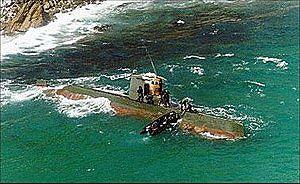 Những điệp vụ bí ẩn của đội tàu ngầm Triều Tiên - Ảnh 3.