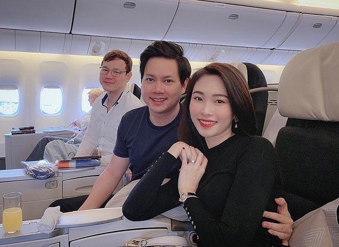 Hoa hậu Việt lọt top 100 mỹ nhân đẹp nhất châu Á: Sống giàu có, được chồng đại gia cưng chiều - Ảnh 12.