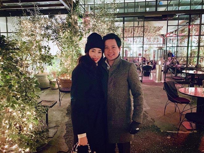 Hoa hậu Việt lọt top 100 mỹ nhân đẹp nhất châu Á: Sống giàu có, được chồng đại gia cưng chiều - Ảnh 11.
