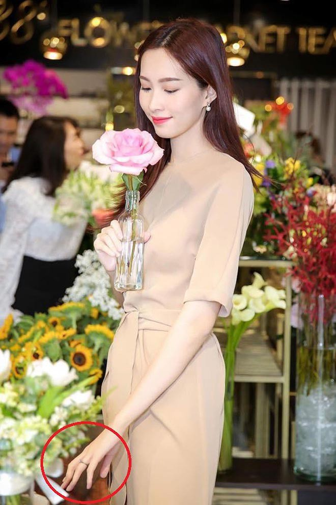 Hoa hậu Việt lọt top 100 mỹ nhân đẹp nhất châu Á: Sống giàu có, được chồng đại gia cưng chiều - Ảnh 6.