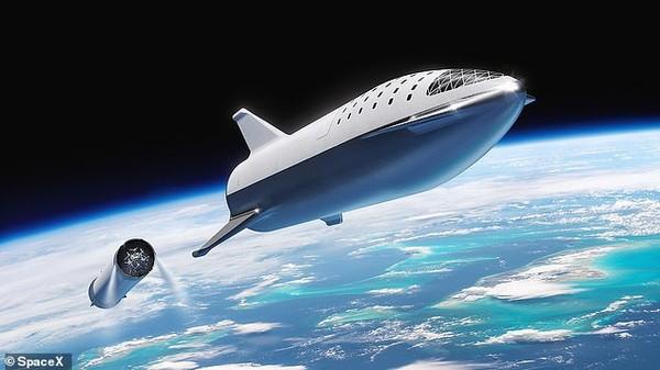 SpaceX sẽ đưa người vượt Đại Tây Dương chỉ trong vòng 30 phút - Ảnh 2.