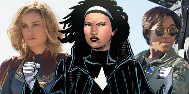 Captain Marvel: 8 điểm khác biệt giữa phiên bản điện ảnh và comics về nữ siêu anh hùng mạnh nhất MCU - Ảnh 15.
