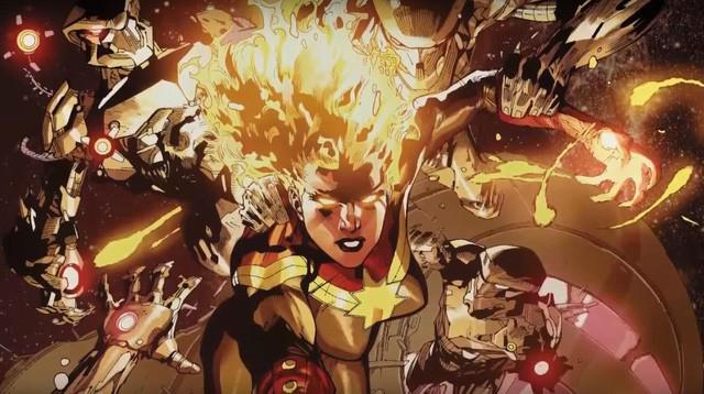 Captain Marvel: 8 điểm khác biệt giữa phiên bản điện ảnh và comics về nữ siêu anh hùng mạnh nhất MCU - Ảnh 3.