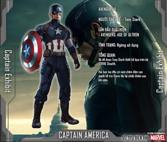 Tất tần tật tiểu sử về 8 bộ trang phục cực chất của Captain America trong MCU - Ảnh 8.