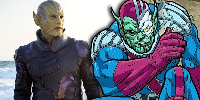 Captain Marvel: 8 điểm khác biệt giữa phiên bản điện ảnh và comics về nữ siêu anh hùng mạnh nhất MCU - Ảnh 8.