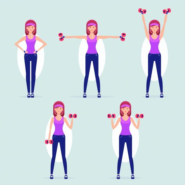 9 bài tập thể dục tốt nhất cho người sau 40 tuổi: Người không tập thì sớm lão hóa bệnh tật - Ảnh 4.