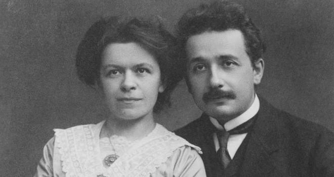 Người con mang 'gien xấu' của thiên tài Albert Einstein - Ảnh 1.