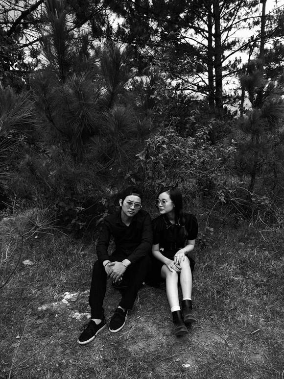 Khoảnh khắc ngọt ngào của Hoài Lâm và bạn gái sau thời gian ở ẩn - Ảnh 3.