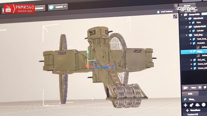 [Vietsub] Tìm hiểu về chiếc xe tăng Sa Hoàng độc nhất vô nhị trong thế chiến I: Cao 9 m, nặng 40 tấn nhưng chỉ là món đồ chơi phóng to - Ảnh 15.