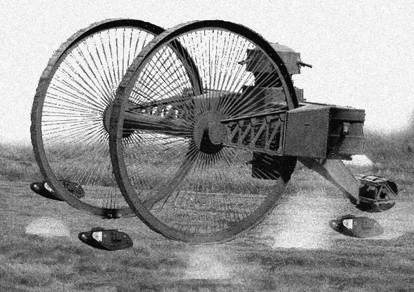 [Vietsub] Tìm hiểu về chiếc xe tăng Sa Hoàng độc nhất vô nhị trong thế chiến I: Cao 9 m, nặng 40 tấn nhưng chỉ là món đồ chơi phóng to - Ảnh 18.