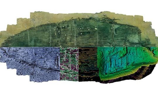 Khai quật tàu cổ ngủ quên 2.500 năm dưới đáy sông Nile - Ảnh 4.