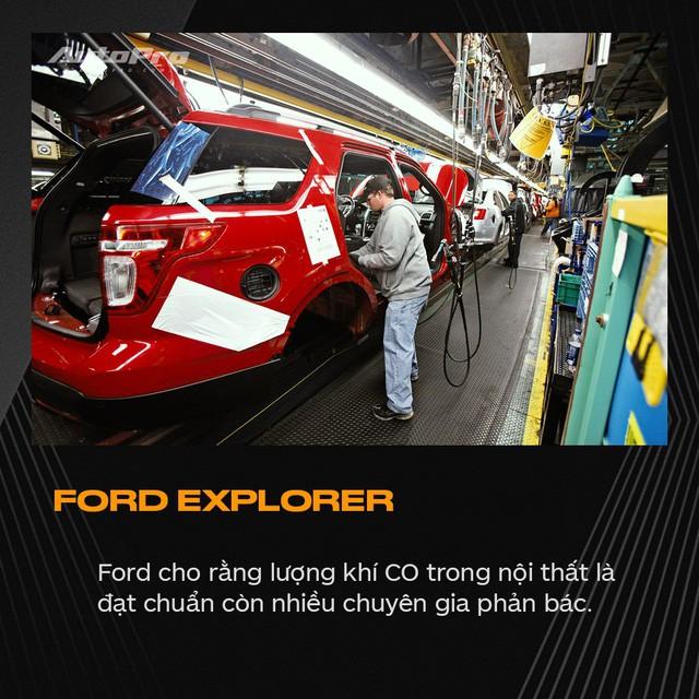 Tôi phát ốm vì Ford Explorer và câu chuyện đằng sau ít người biết đến - Ảnh 5.