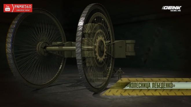 [Vietsub] Tìm hiểu về chiếc xe tăng Sa Hoàng độc nhất vô nhị trong thế chiến I: Cao 9 m, nặng 40 tấn nhưng chỉ là món đồ chơi phóng to - Ảnh 6.