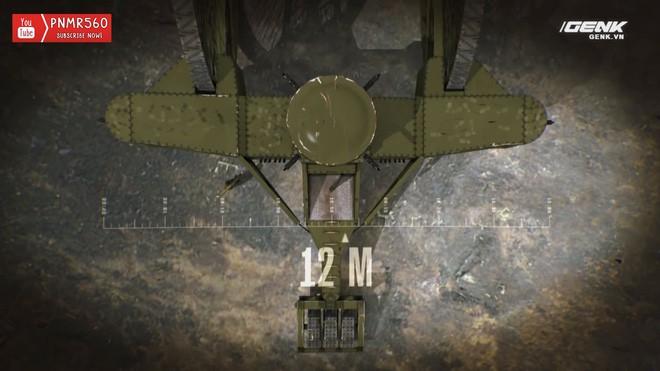 [Vietsub] Tìm hiểu về chiếc xe tăng Sa Hoàng độc nhất vô nhị trong thế chiến I: Cao 9 m, nặng 40 tấn nhưng chỉ là món đồ chơi phóng to - Ảnh 10.