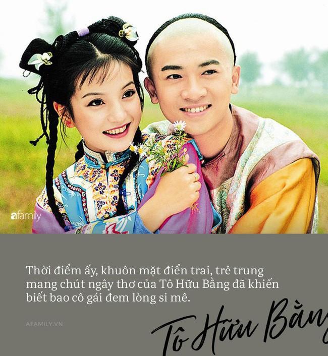 Tô Hữu Bằng - chàng Ngũ A Ca hơn 20 năm trong showbiz: Vạn người mê vẫn chỉ dành chân tình cho Triệu Vy - Ảnh 2.
