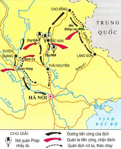 Pháp truy tìm cơ quan đầu não của ta nhưng lại bị đánh bật khỏi Việt Bắc - Ảnh 1.