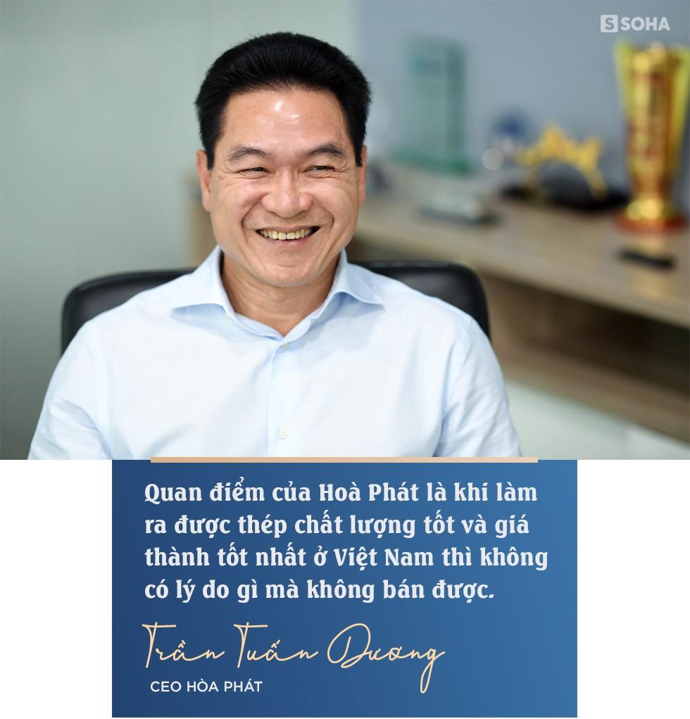CEO Hòa Phát: Mỗi ngày, chúng tôi làm được 1 triệu USD - Ảnh 4.