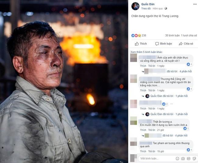 Dân mạng rơi nước mắt với bức ảnh người cha lấm lem cùng câu nói xúc động, nhưng đây mới là sự thật phía sau - Ảnh 2.