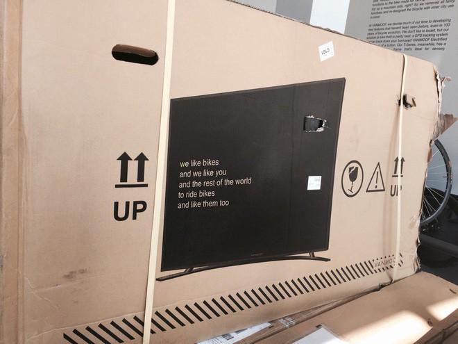Công ty này bán xe đạp trong vỏ hộp đựng TV, mưu đồ thực sự là gì? - Ảnh 3.