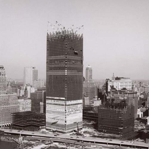 """Cảnh tượng ngoạn mục khó tin khi xây dựng các công trình """"thế kỷ"""" - Ảnh 5."""