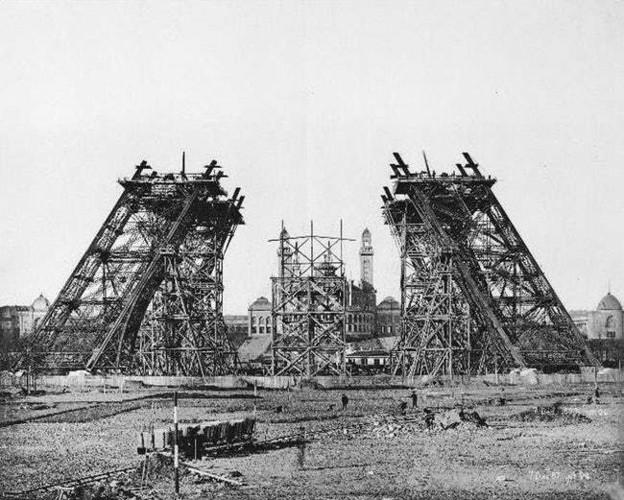 """Cảnh tượng ngoạn mục khó tin khi xây dựng các công trình """"thế kỷ"""" - Ảnh 6."""