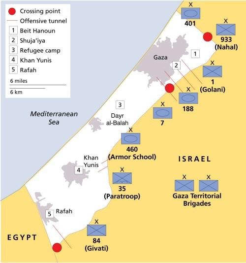 Muốn bẻ xương đổi thủ và không cho đi viện, Israel có đi vào vết xe đổ để tấn công Gaza? - Ảnh 6.