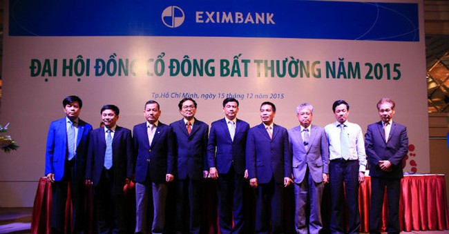 Eximbank làm ăn ra sao trước cuộc chuyển giao quyền lực nhiều tranh cãi? - Ảnh 2.