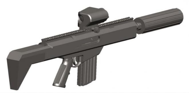 Cuối cùng Mỹ sắp có súng mới: Bí mật thiết kế khiến cả thế giới ngã ngửa đã lộ diện - Ảnh 9.