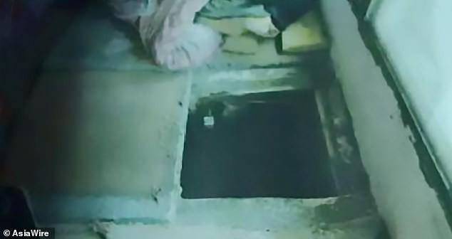 Nữ sinh đi học mãi không về, cảnh sát điều tra phát hiện kế hoạch ghê tởm của kẻ biến thái - Ảnh 3.