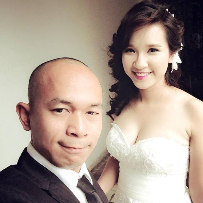 Diễn viên cao 1m49 lấy vợ hot girl, phải bắc ghế hôn và cái kết xúc động sau gần 10 năm - Ảnh 6.