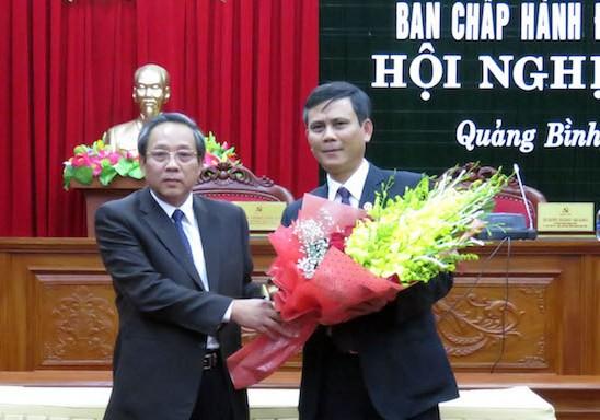 Nhân sự mới Đồng Nai, Quảng Bình, TPHCM, Sóc Trăng - Ảnh 2.