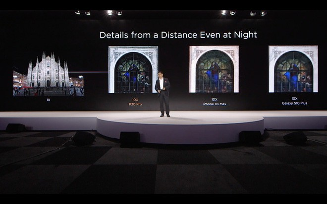 Huawei P30 và P30 Pro ra mắt với camera đỉnh cao: 4 camera, chụp thiếu sáng ăn đứt iPhone XS Max và Galaxy S10, zoom 50X - Ảnh 13.