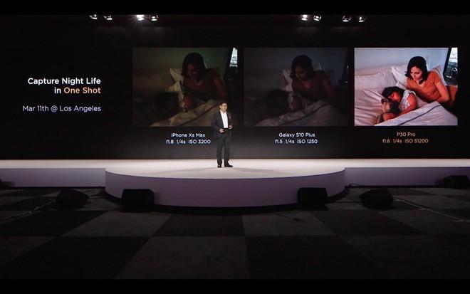 Huawei P30 và P30 Pro ra mắt với camera đỉnh cao: 4 camera, chụp thiếu sáng ăn đứt iPhone XS Max và Galaxy S10, zoom 50X - Ảnh 18.