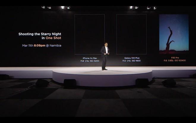 Huawei P30 và P30 Pro ra mắt với camera đỉnh cao: 4 camera, chụp thiếu sáng ăn đứt iPhone XS Max và Galaxy S10, zoom 50X - Ảnh 19.