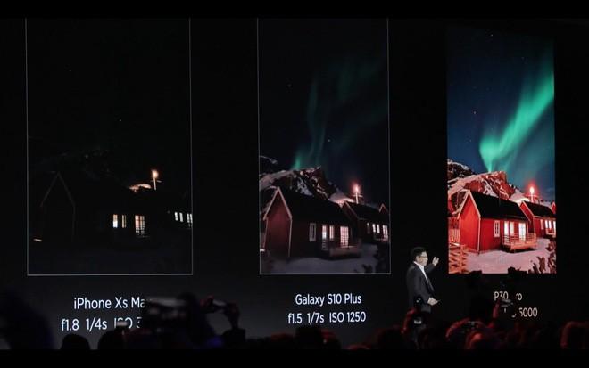 Huawei P30 và P30 Pro ra mắt với camera đỉnh cao: 4 camera, chụp thiếu sáng ăn đứt iPhone XS Max và Galaxy S10, zoom 50X - Ảnh 21.