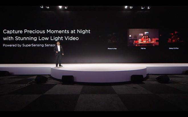 Huawei P30 và P30 Pro ra mắt với camera đỉnh cao: 4 camera, chụp thiếu sáng ăn đứt iPhone XS Max và Galaxy S10, zoom 50X - Ảnh 22.