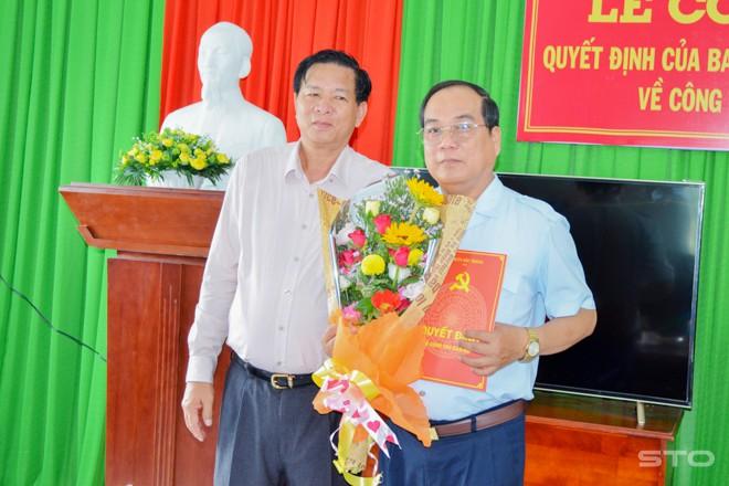 Nhân sự mới Đồng Nai, Quảng Bình, TPHCM, Sóc Trăng - Ảnh 4.
