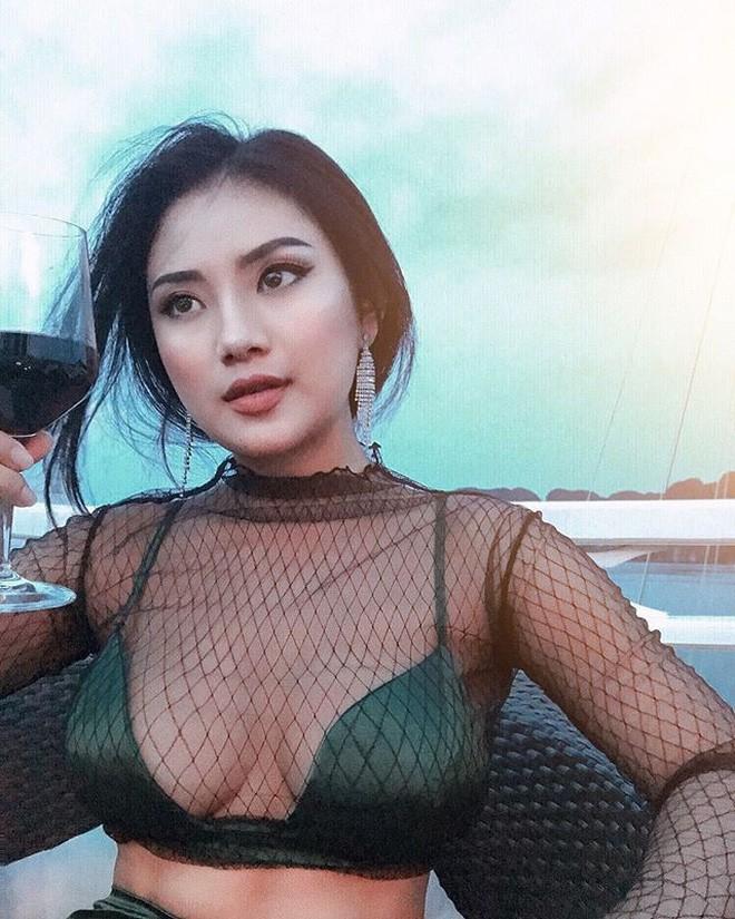 Lại lộ vẻ kém sắc, không được như hình tự đăng của gái xinh Instagram nổi tiếng nhờ body bốc lửa - Ảnh 4.
