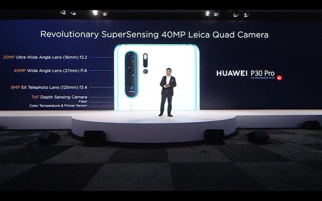 Huawei P30 và P30 Pro ra mắt với camera đỉnh cao: 4 camera, chụp thiếu sáng ăn đứt iPhone XS Max và Galaxy S10, zoom 50X - Ảnh 9.