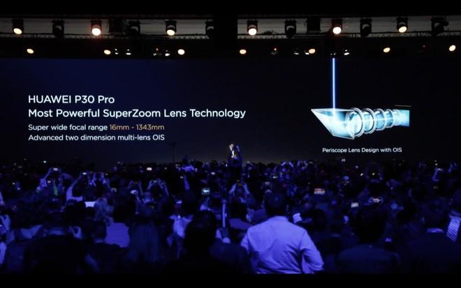 Huawei P30 và P30 Pro ra mắt với camera đỉnh cao: 4 camera, chụp thiếu sáng ăn đứt iPhone XS Max và Galaxy S10, zoom 50X - Ảnh 10.