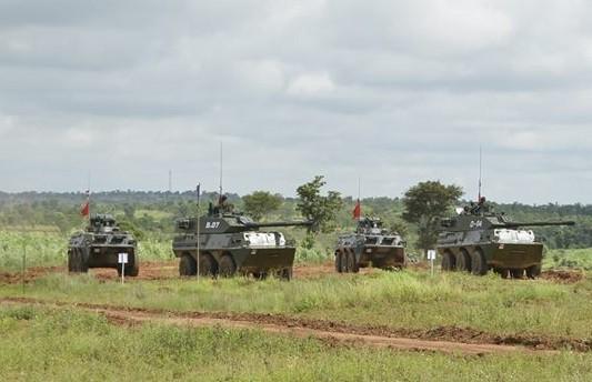 Myanmar để lộ xe tăng lạ chưa từng thấy nghi tự chế tạo: Bước đột phá đáng ngưỡng mộ! - Ảnh 2.