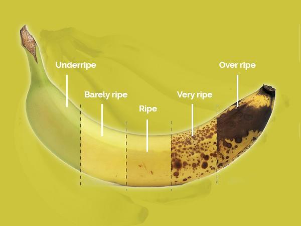 Chuối chín rục và chuối vừa chín tới, bạn nên chọn ăn quả nào: Sẽ có nhiều người chọn nhầm - Ảnh 2.