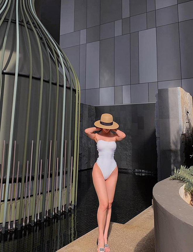 Miss Earth Phương Khánh khoe thân hình bốc lửa, đẹp từng centimet - Ảnh 3.