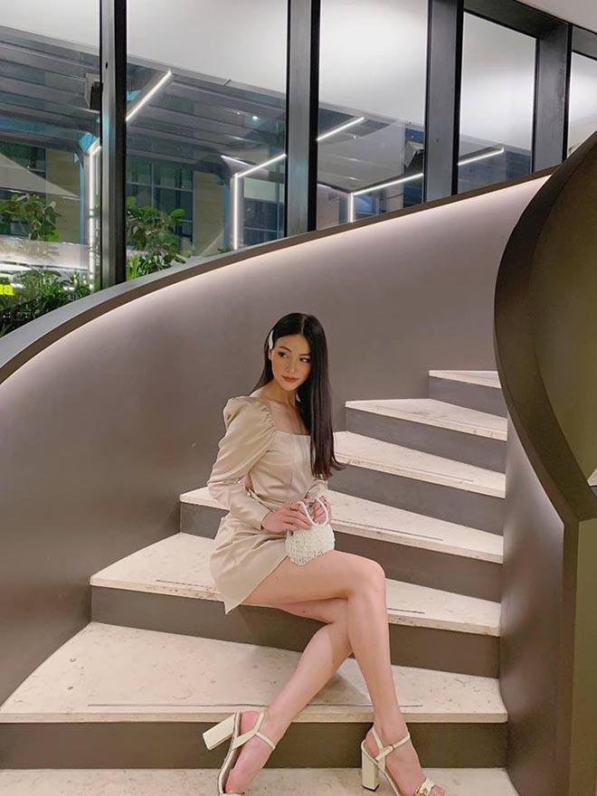Miss Earth Phương Khánh khoe thân hình bốc lửa, đẹp từng centimet - Ảnh 1.