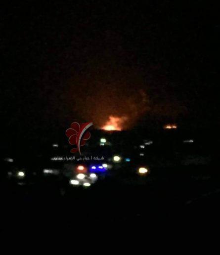 Israel tấn công tên lửa - Phòng không Syria khai hỏa, nhiều vụ nổ lớn, rung chuyển - Ảnh 3.