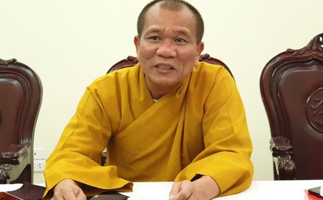 Sự thật việc giấy thỉnh oan gia trái chủ chùa Ba Vàng đóng dấu treo của BTS PG Quảng Ninh - Ảnh 1.