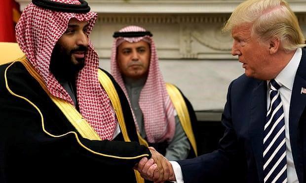 Mỹ bí mật bán công nghệ hạt nhân cho Saudi Arabia - Ảnh 2.